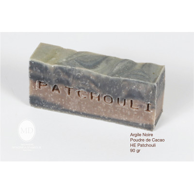 Savon Patchouli (Rupture de Stock)